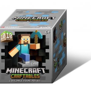 Minecraft Craftables Figures