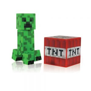Minecraft Creeper Action Figur