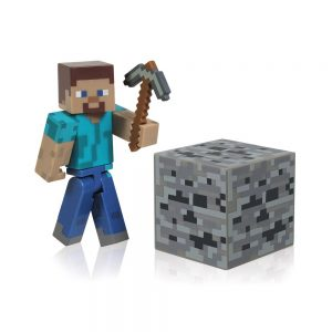 Minecraft Steve Action Figur