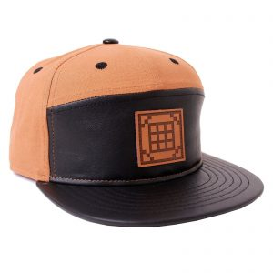 Minecraft Crafting Table Kasket Snapback2