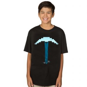 Minecraft Hakke T-shirt